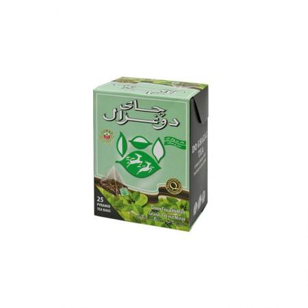 Do Ghazal Green Mint Tea Bags 37.5 g
