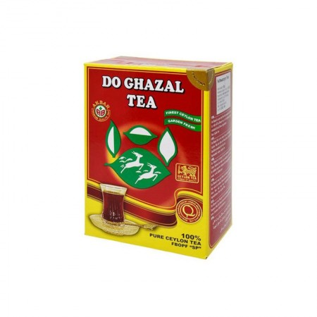Do Ghazal Black Ceylon Tea